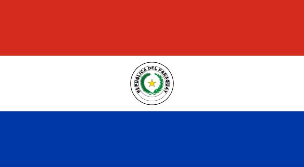 paraguay flag front side