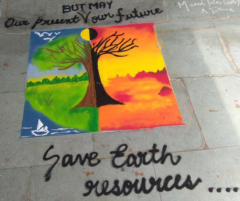 earth-environment-rangoli