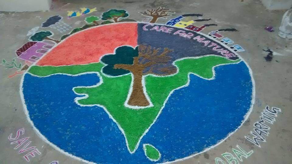 environment-day-rangoli