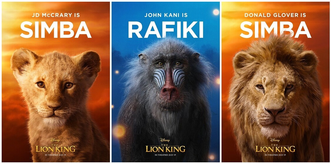 the lion king 2019 movie hindi voice dubbing cast  u0026 hindi