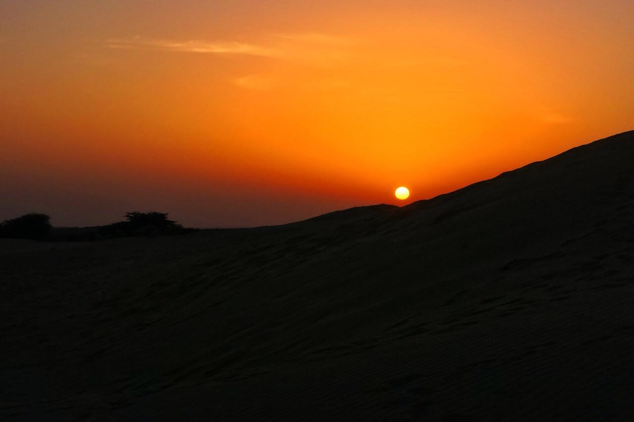 jaisalmer-sunset