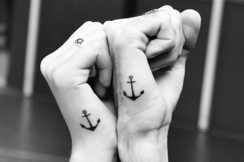 anchor-tattoo-design-for-couple