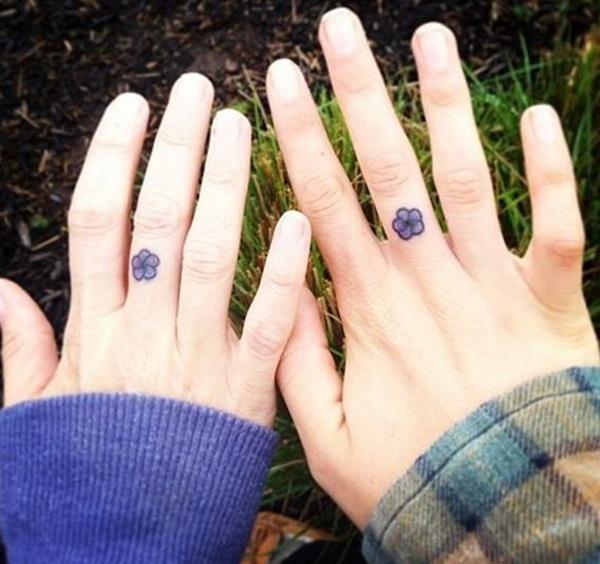 flower-tattoo-design-for-couple