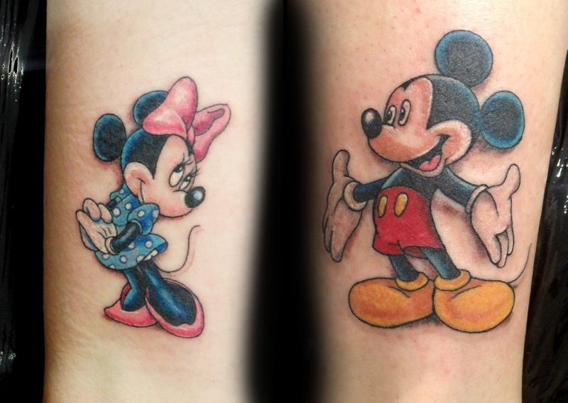mickey-minnie-tattoo-design-for-couple