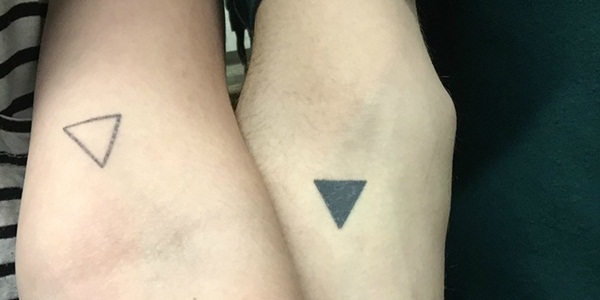 triangle-tattoo-design-for-couple