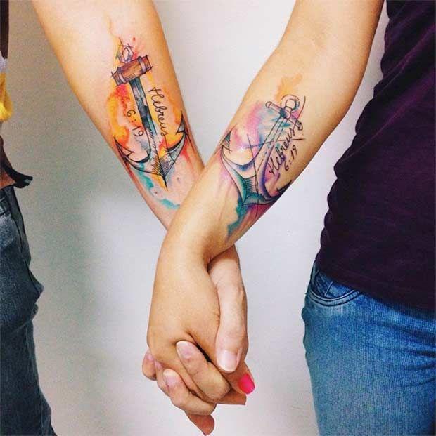 watercolor-tattoo-design-for-couple