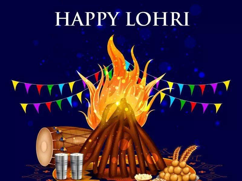 happy lohri 2021 images