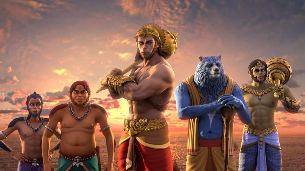 the legend of hanuman hindi web series